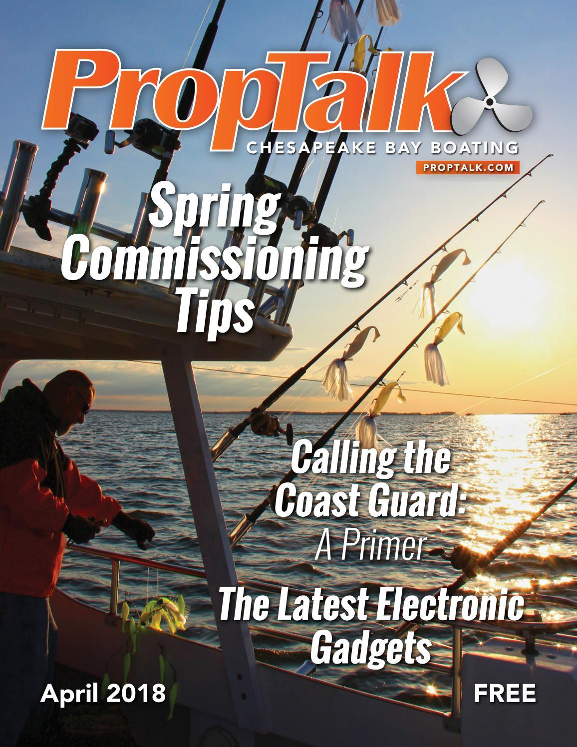 Proptalk Magazine April 2018 By Spinsheet Publishing Company Issuu