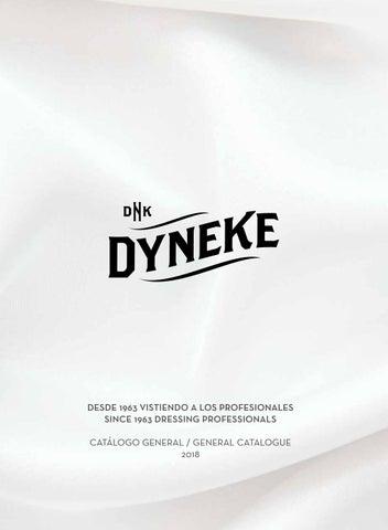 4b9745cdcc5 Catalogo Dyneke 2018 by Proteccion Sin Limites - issuu