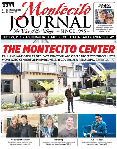 The Montecito Center By Montecito Journal Issuu