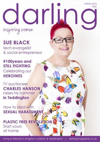bef42893f3f6 Darling Magazine - Kingston Spring 2018 by darling magazine - issuu