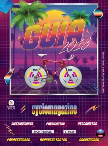 Guia Cyclomagazine 2018 by Luanda Editores - issuu 782149becf334