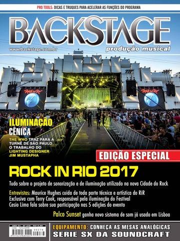 Edição 276 - Novembro 2018 - Revista Backstage by Revista Backstage ... 0c860d74106