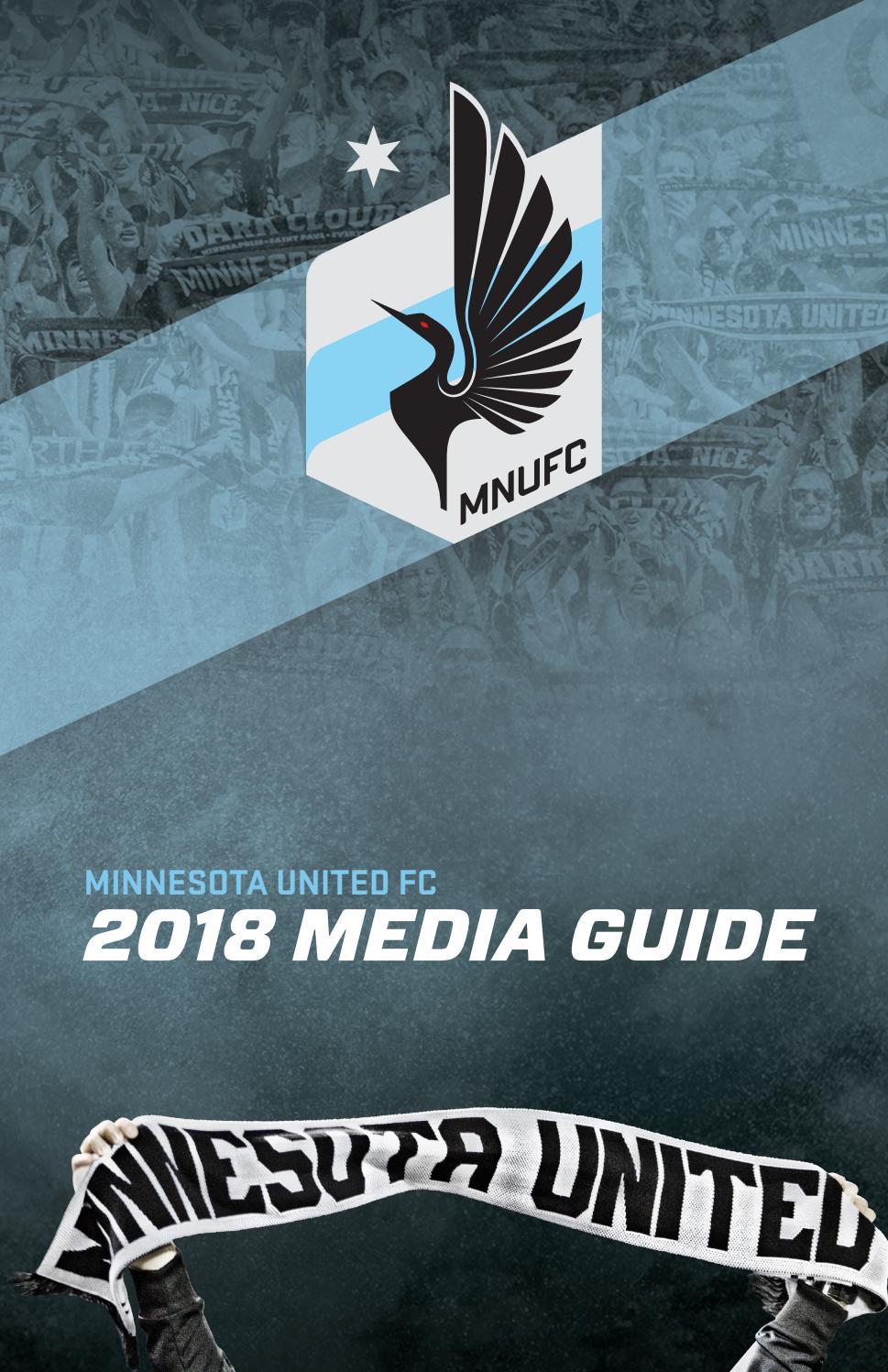 2018 MNUFC Media Guide by MNUFC - issuu