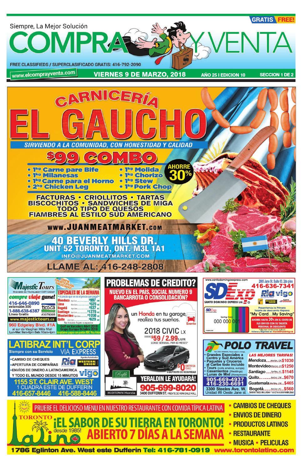 Compra y Venta Edicion  10. 2018 by elcomprayventa - issuu 48f19daa4a2