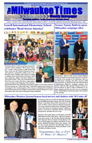 c71350a3c637 Miltimes 03 08 18 16 pgs by Milwaukee Times News - issuu