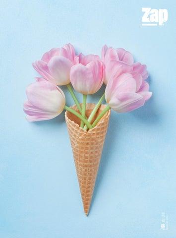 UA Maison Toile Cirée Belle Fleur Ice Green fleurs avec revêtement coton 0,5 m