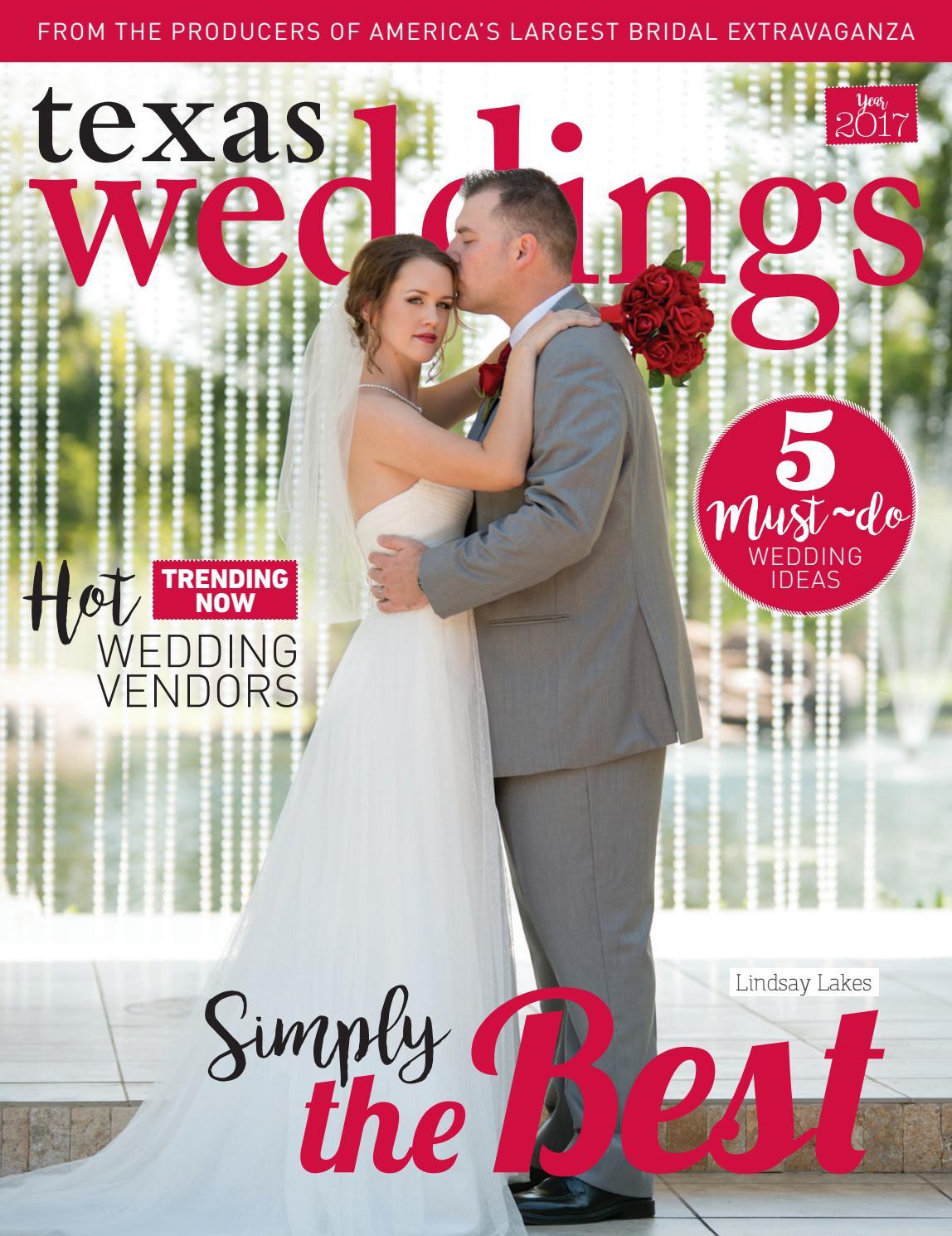 6bb67d77edfd Lindsay Lakes on Texas Weddings by Bridal Extravaganza Show Houston ...
