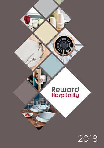 2018 Reward Hospitality Annual Catalogue by Reward
