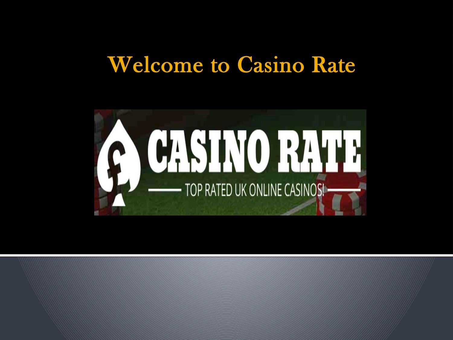 Top Uk Casino Websites Casino Rate By Alfredbrill Issuu