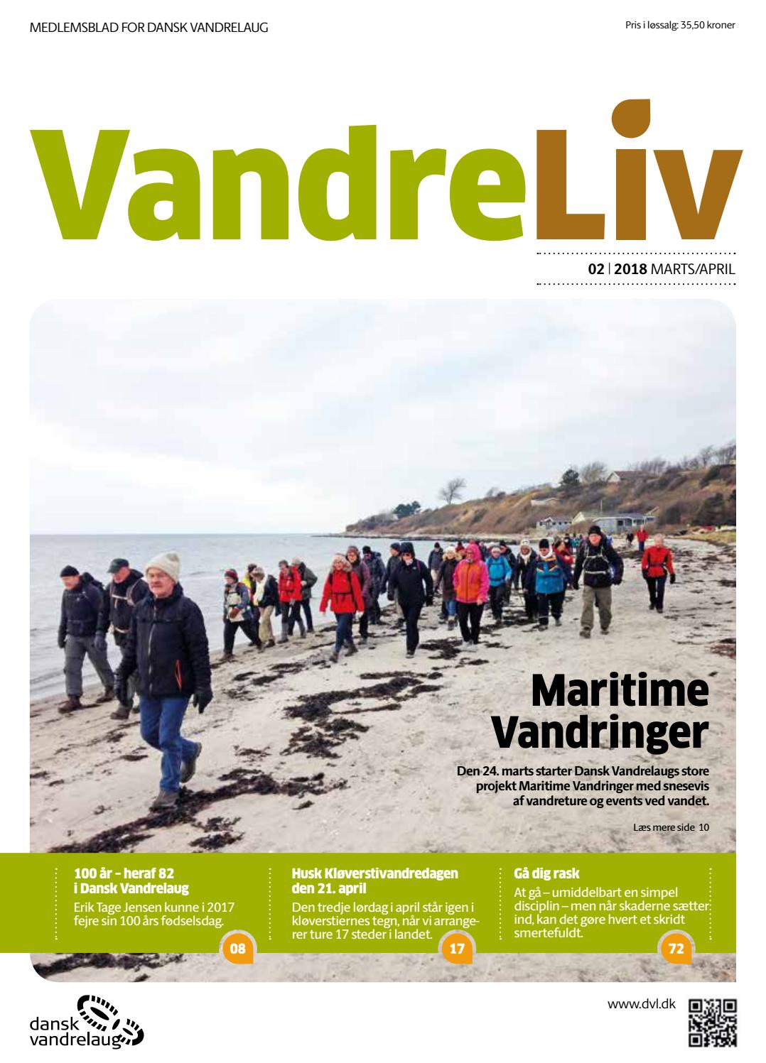 b1b5936db1c9 VandreLiv nr. 2 2018 by Dansk Vandrelaug - issuu