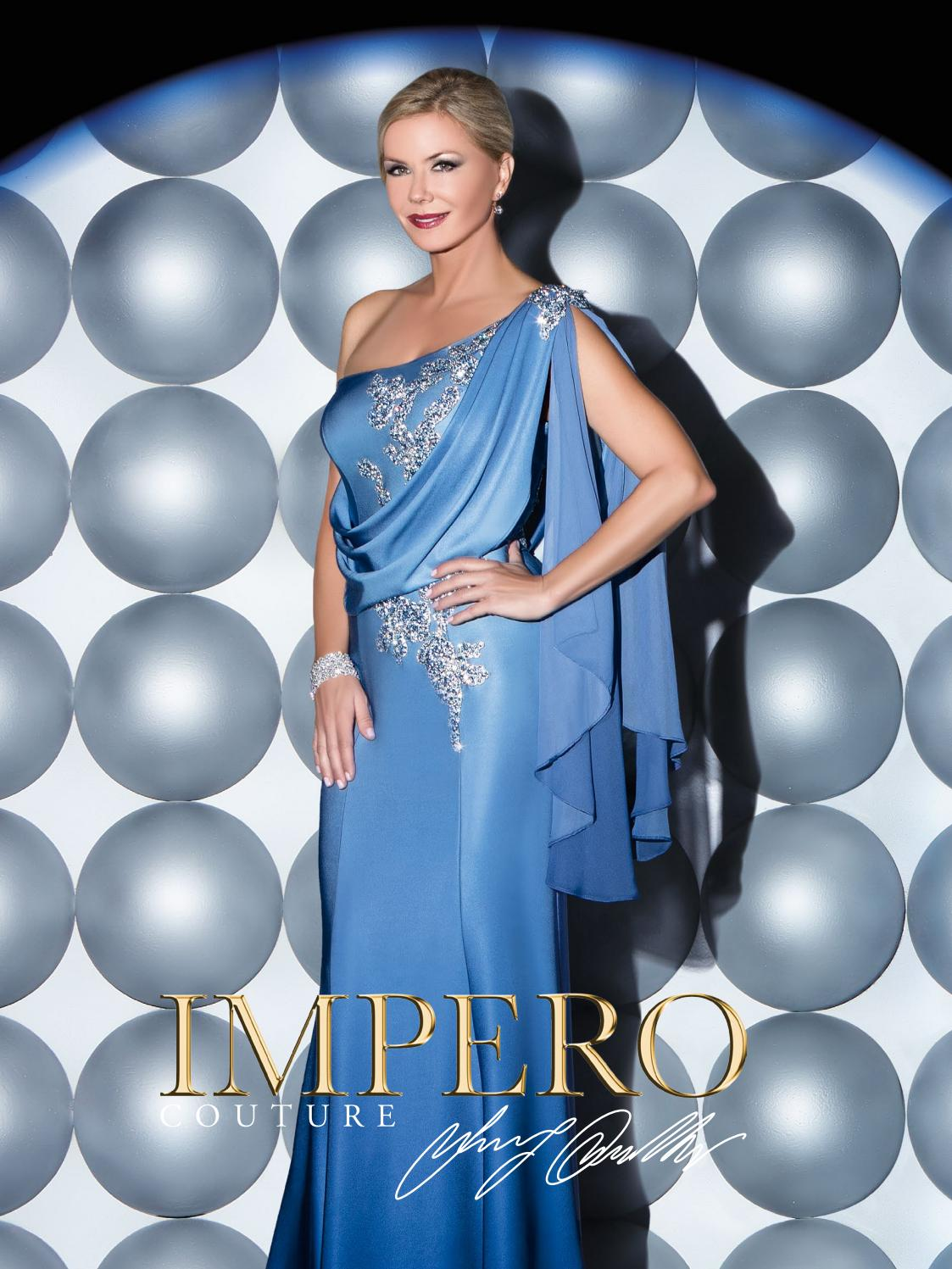 Catalogo Impero Couture 2018 by imperocouture - issuu 3df1a1157b2