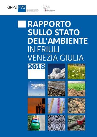 Calendario Pesca Sportiva Fvg 2020.Rapporto Sullo Stato Dell Ambiente In Friuli Venezia Giulia