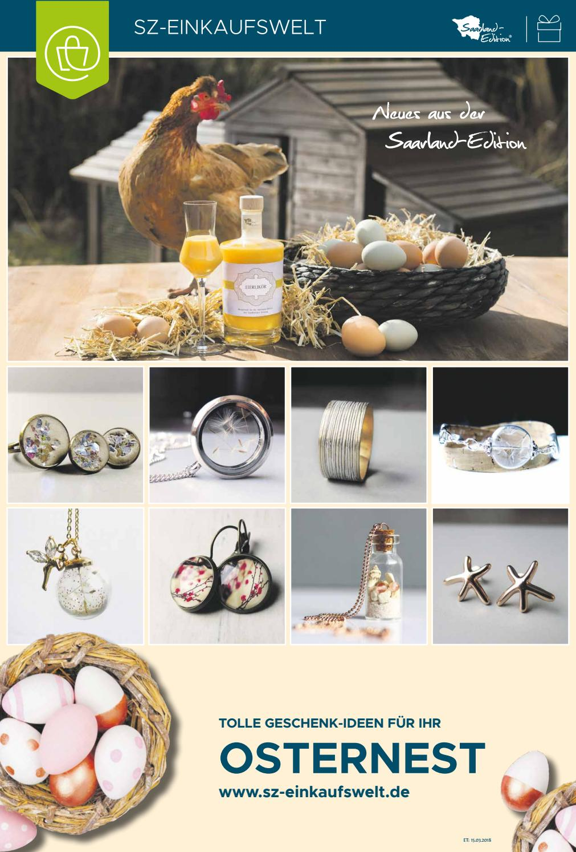 Sz Einkaufswelt Tolle Geschenke Für Ihr Osternest 2018 By
