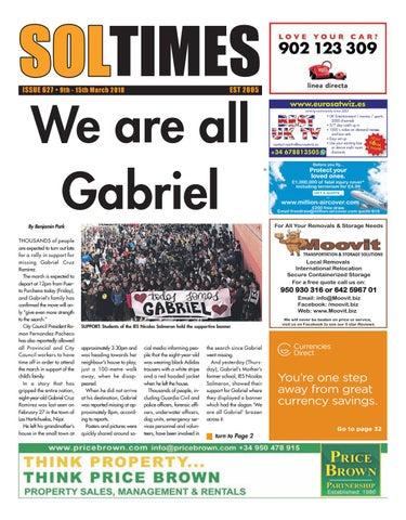 Soltimes Almeria Issue 627 By Sol Times Issuu