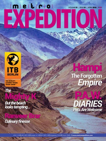 Metro Expedition April 2018 by Metro Mart Magazine - issuu