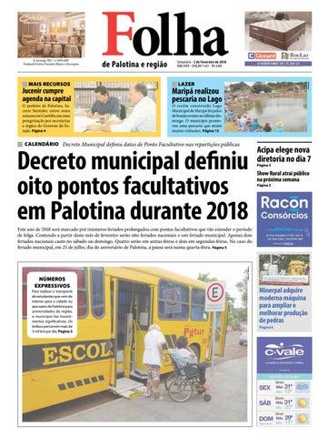 Folha de Palotina 02 02 2018 by Folha de Palotina - issuu 6232c3b309f88