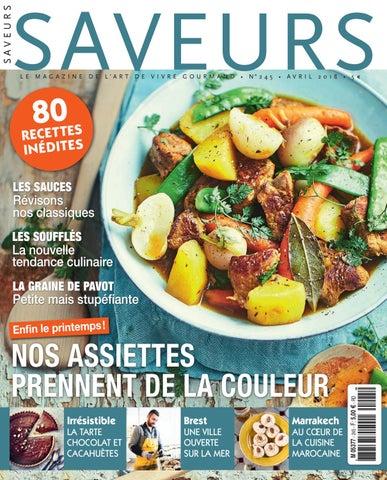 Extrait Pdf Saveurs 245 By Saveurs Magazine Issuu