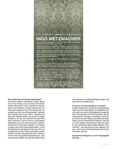 Page 7 of Interview Ingo Metzmacher