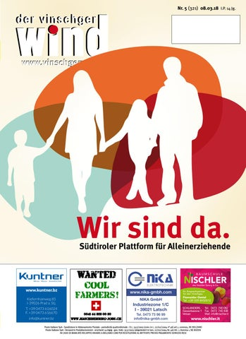 669a04bc976d2 Zeitung Vinschgerwind ausgabe 5-18 Vinschgau Südtirol by ...
