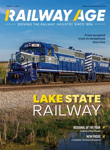 Railway Age March 2018 by Railway Age - issuu