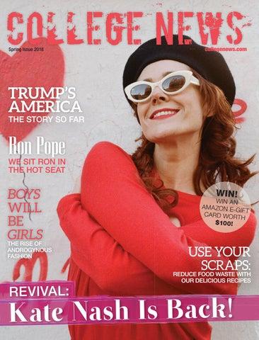 b1161128a College News: Spring 2018 by Magazine - issuu