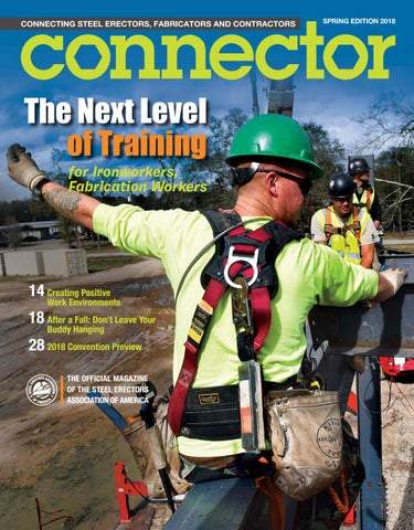 Connector 2018 Spring issue by The SEAA Connector - issuu