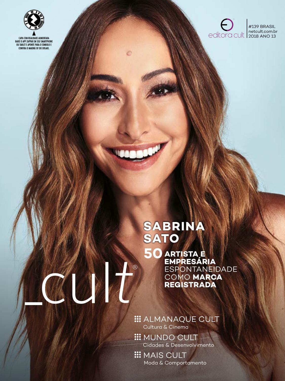 a8640eee3 Cult 139  Sabrina Sato by Revista Cult - issuu