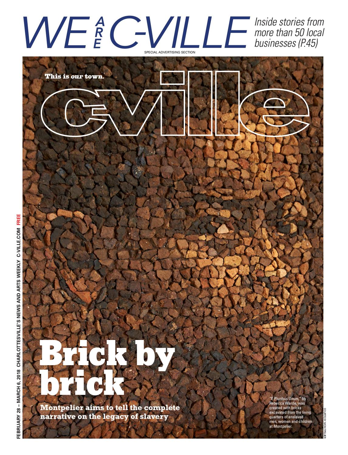 062111e8368 February 28  Brick by brick by C-VILLE Weekly - issuu