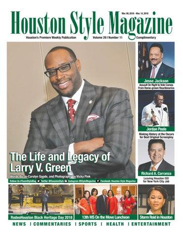 Houston Style Magazine vol 29 No. 11