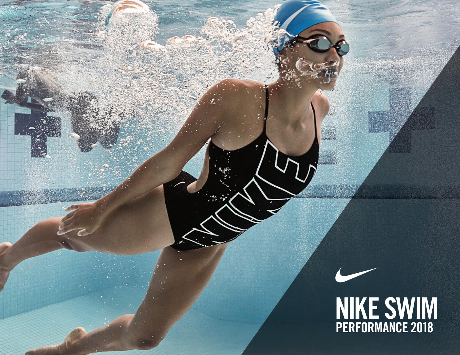 NIKE SWIM Victory Color Block Jammer NESS4039
