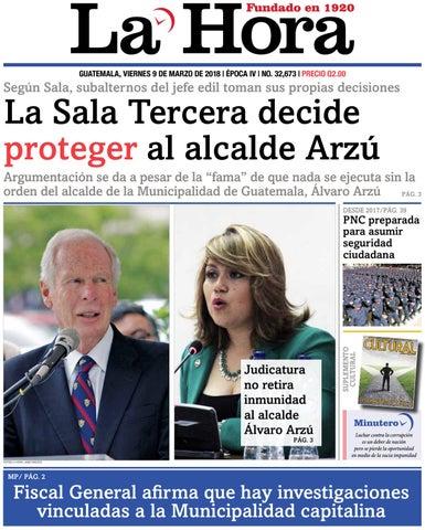 La Hora 09-03-2018 by La Hora - issuu 77b27e54254ca