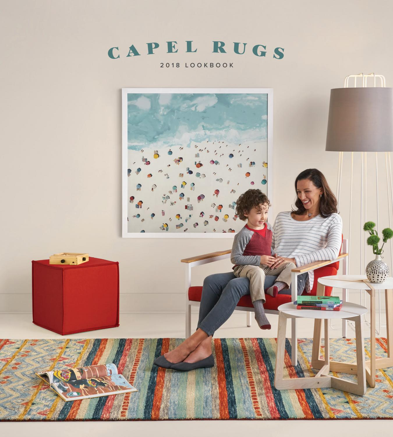 Capel Rugs 2018 Catalog By