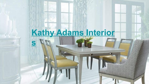 Kathy Adams Interiors