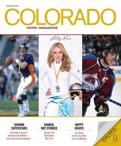 Colorado Hotel Magazine Spring 2018 by Dallas Hotel Magazine - issuu 44800ae25