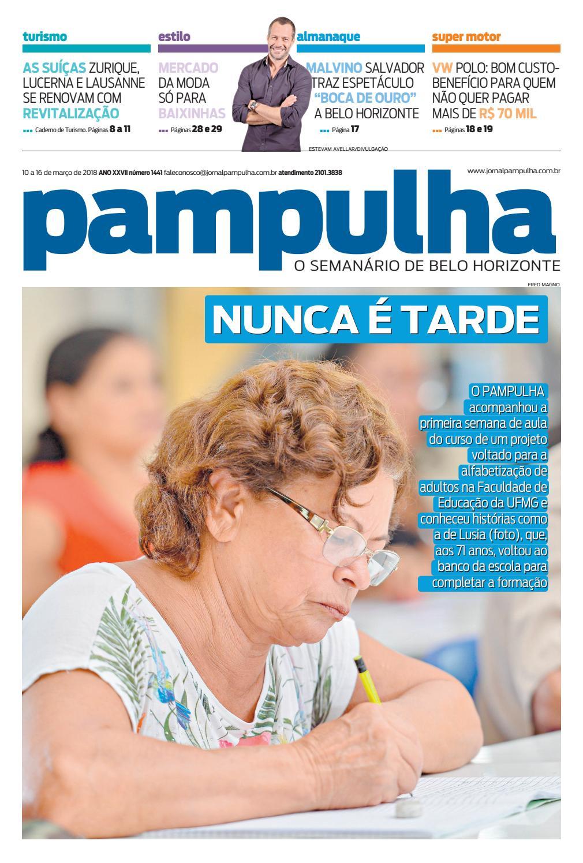 713ccdc26 Pampulha - 10 a 16 de março de 2018 by Tecnologia Sempre Editora - issuu
