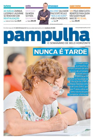 13b5dfc840 Pampulha - 10 a 16 de março de 2018 by Tecnologia Sempre Editora - issuu