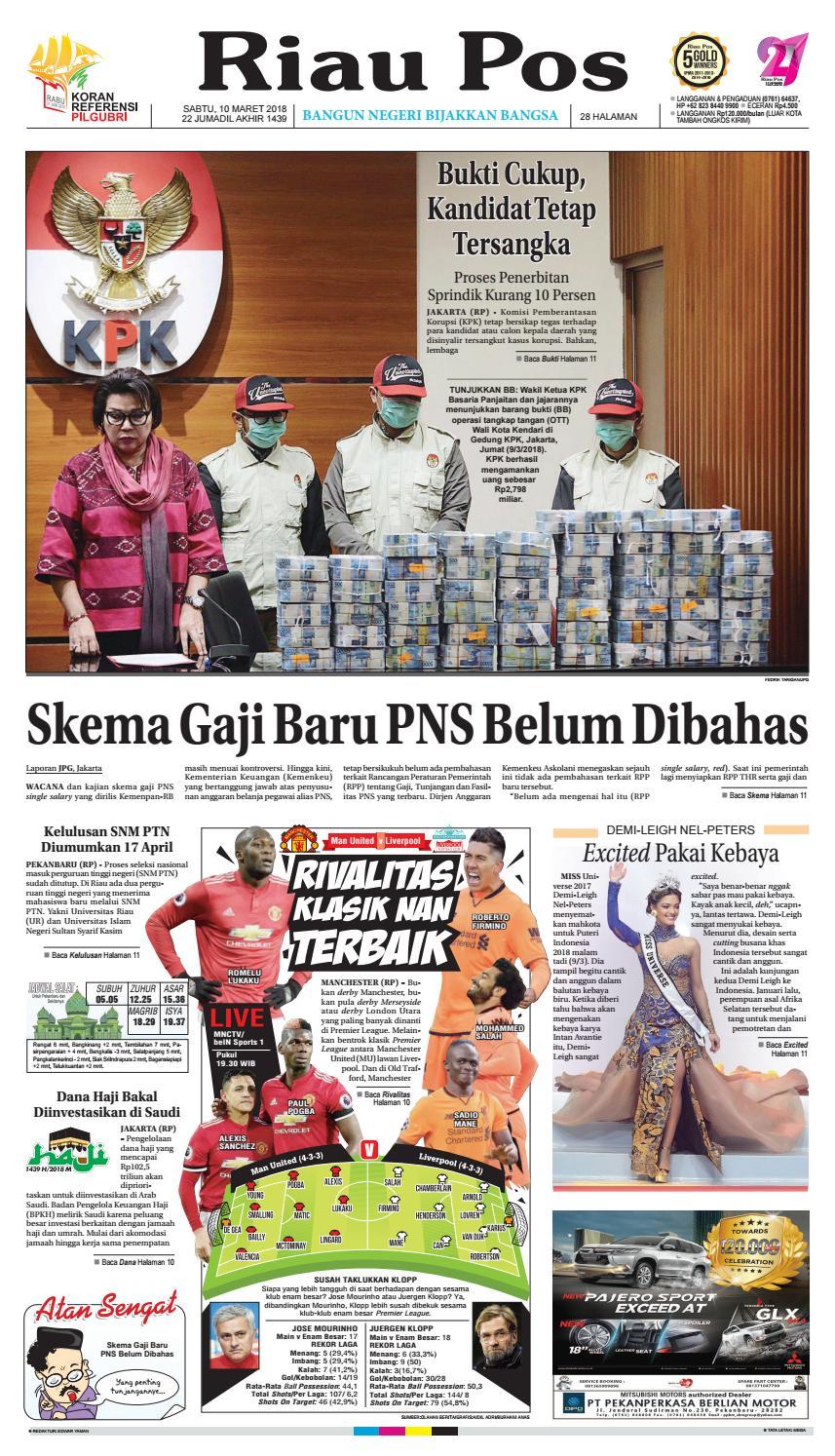2018 03 10 by Riau Pos - issuu a18817e287