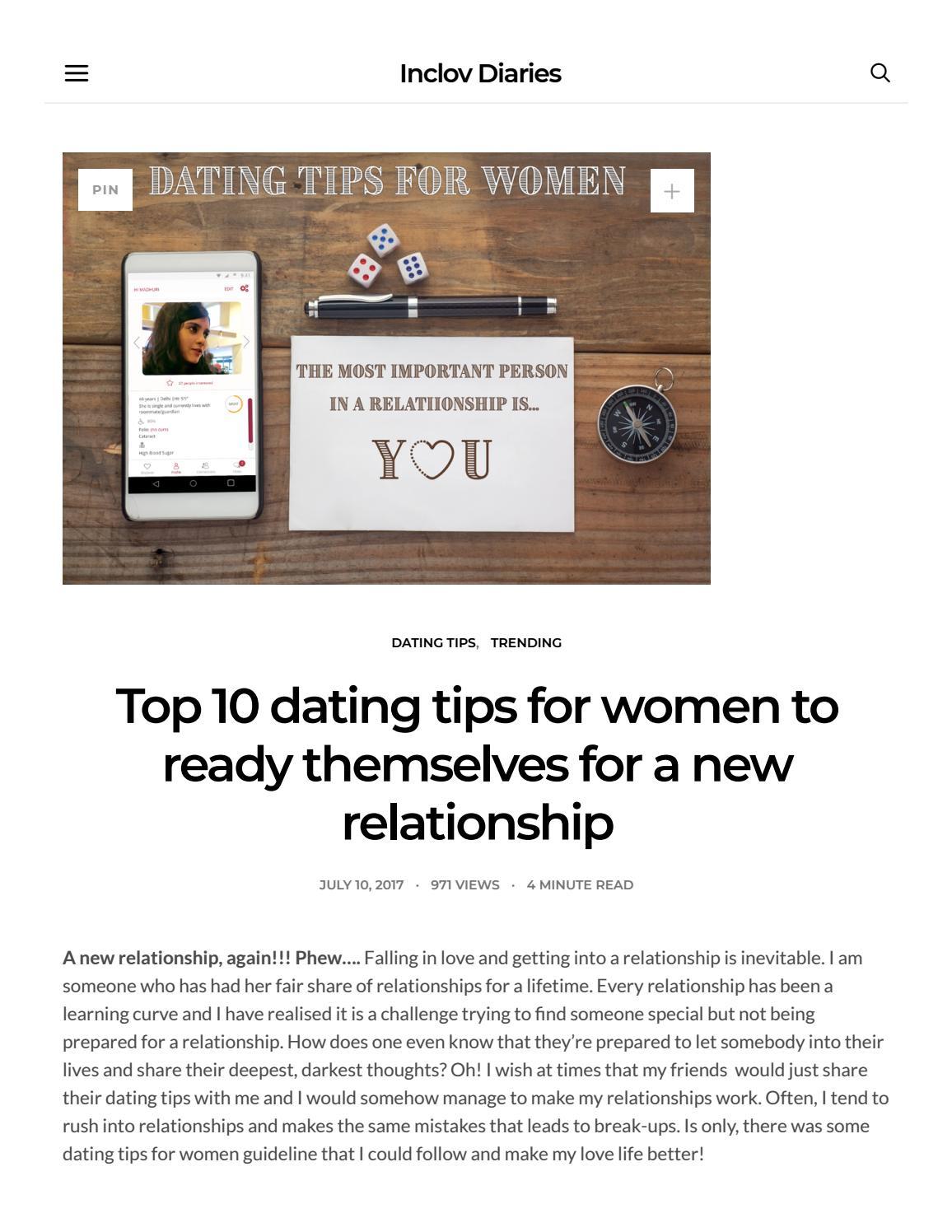 voorbeeld van dating profiel voor een vrouw