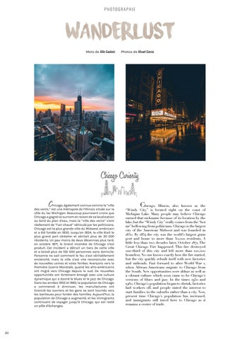 Page 20 of Wanderlust: Chicago
