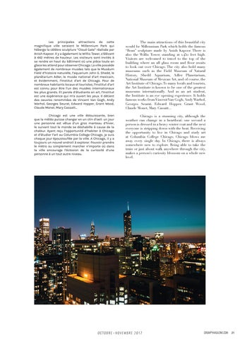 Page 21 of Wanderlust: Chicago