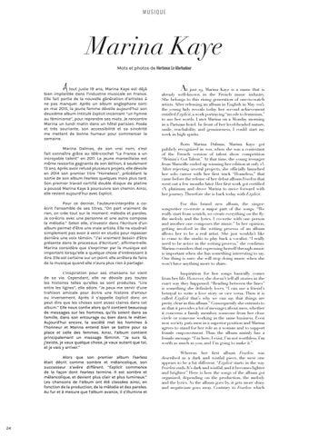 Page 24 of Marina Kaye