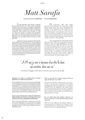 Page 84 of Matt Sarafa