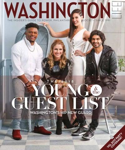 7c07a0cd8b1328 Washington Life Magazine - March 2018