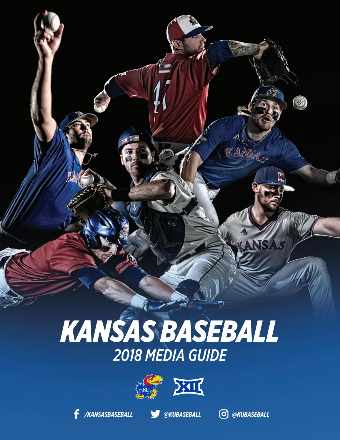 274de5d5 2018 Kansas Baseball Media Guide by Kansas Athletics - issuu