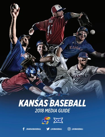 a9b5fdf257b 2018 Kansas Baseball Media Guide by Kansas Athletics - issuu