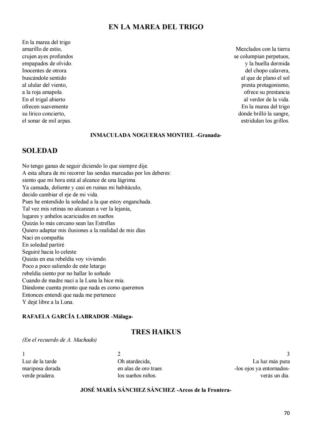 REVISTA POÉTICA AZAHAR NOVENTA Y UNO by Rusvelt Nivia Castellanos - issuu