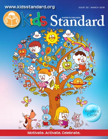 March 2018 issue by Kids Standard - issuu