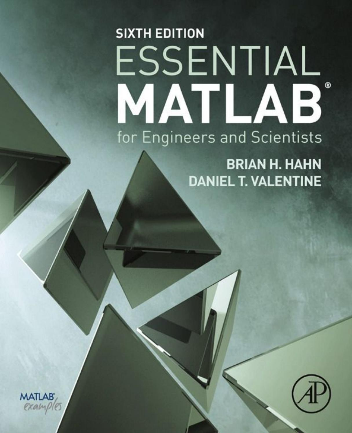 Essential Matlab for Engineers and Scientists, 6th Edition by vinicius.s.c  - issuu