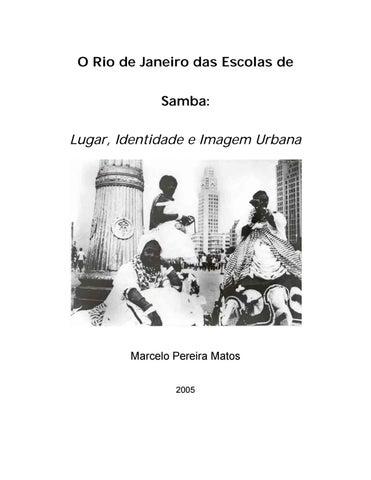 O Rio de Janeiro das Escolas de Samba  Lugar 4a7908feaa86