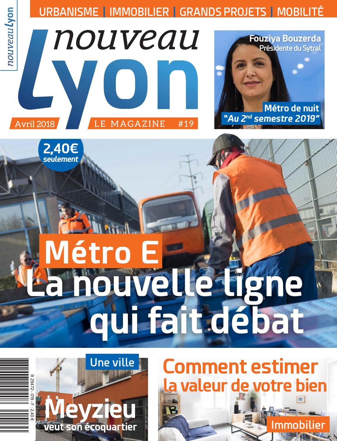 Nouveau Lyon 19 By Nouveau Lyon Issuu
